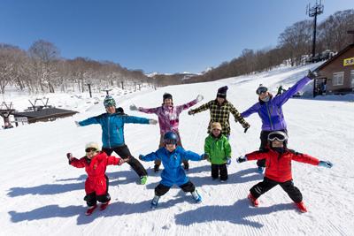【家族で楽しむスポット特集】たんばらスキーパーク