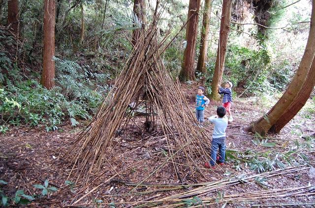 【新春特集②】生駒の自然の中で子どもの感性をひらく/いこま山のようちえん