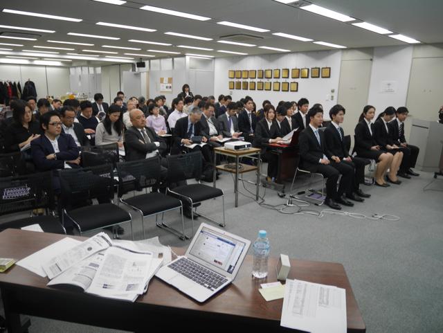ソーシャルテレビ推進会議・12月定例会レポート「東京広告協会・大学生意識調査プロジェクト」