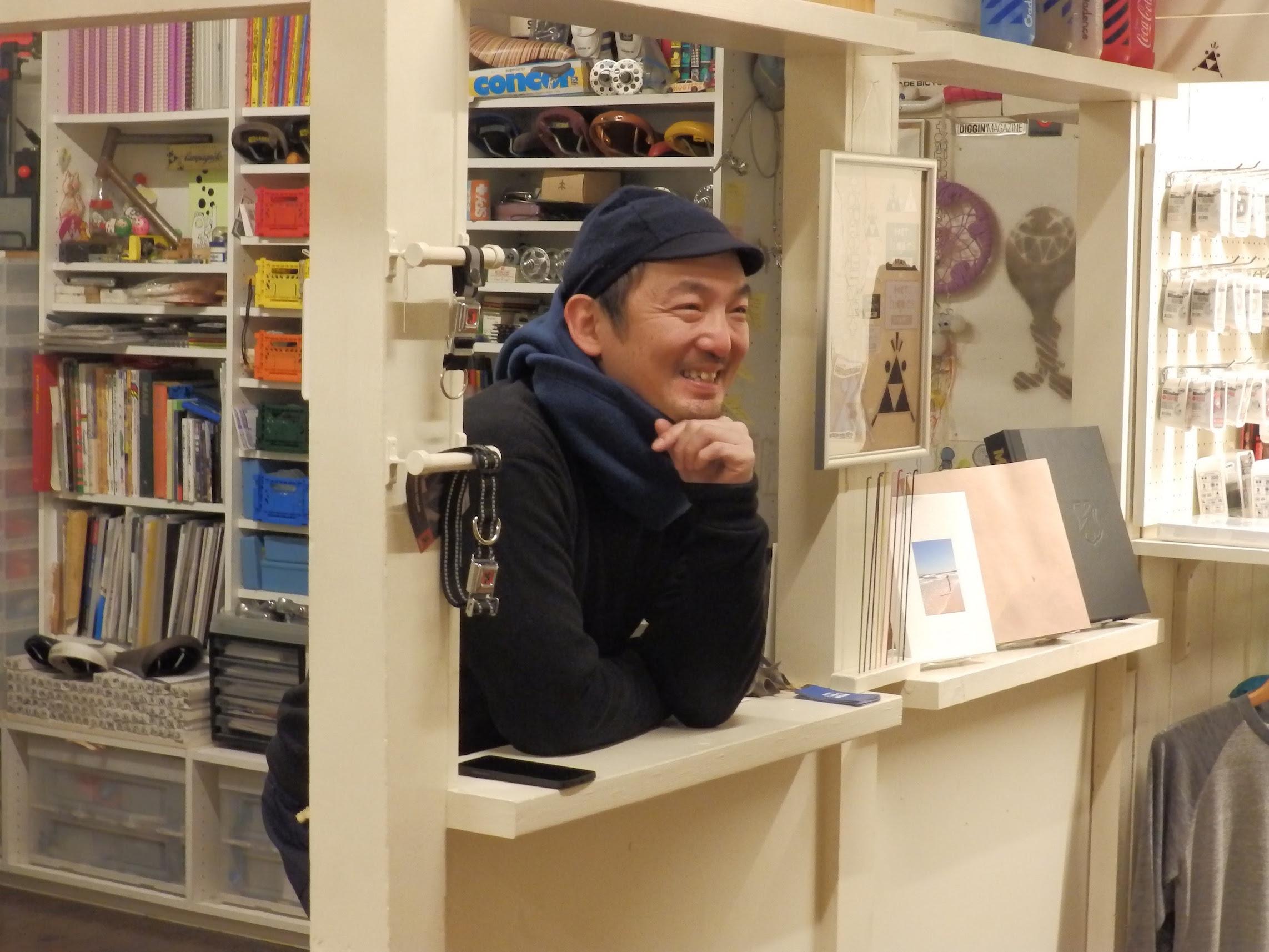 日暮里からストリートカルチャーを:ピストバイク専門店「Tokyo Hippies Mart」@東日暮里