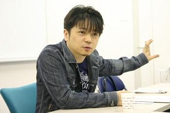 「ちびまる子」山根役/声優・陶山章央さんに聞く