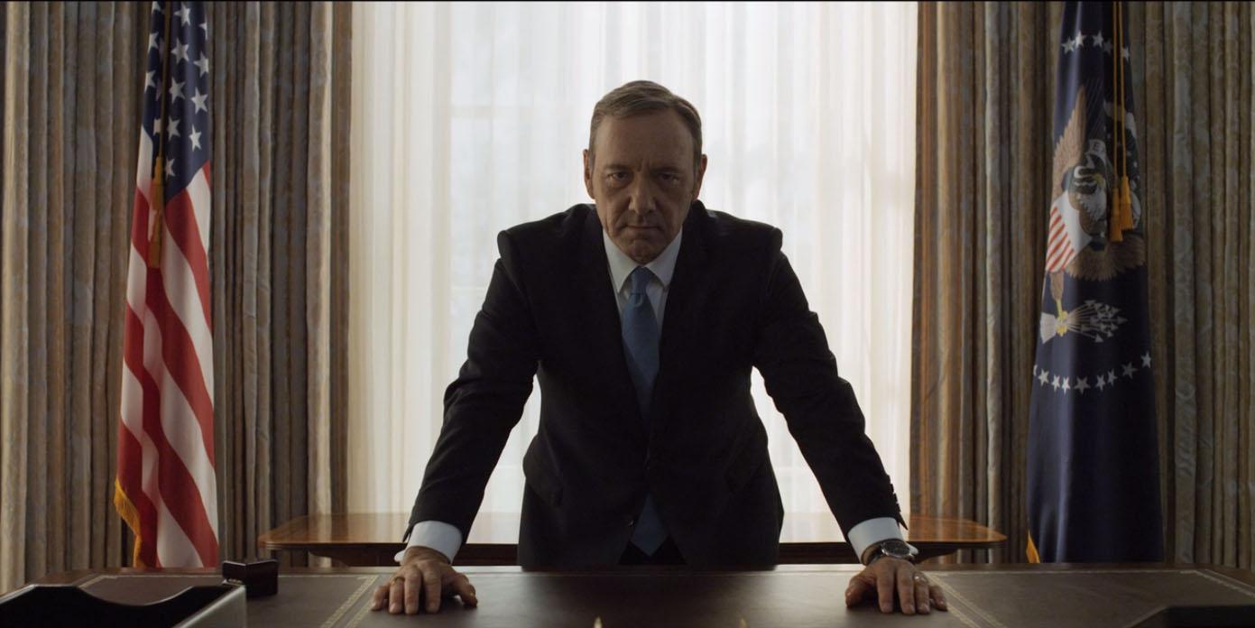 Netflix「ハウス・オブ・カード 野望の階段』全シーズンを日本で配信!〜SVOD戦国時代、第二幕へ〜