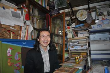 日本冒険遊び場づくり協会 天野秀昭さんに聞く