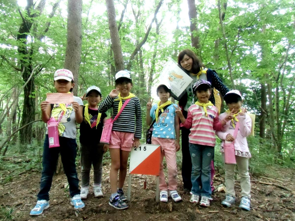 【N4・N5】山梨県・八ヶ岳エリアのコース/夏休み子どもサマーキャンプ2016
