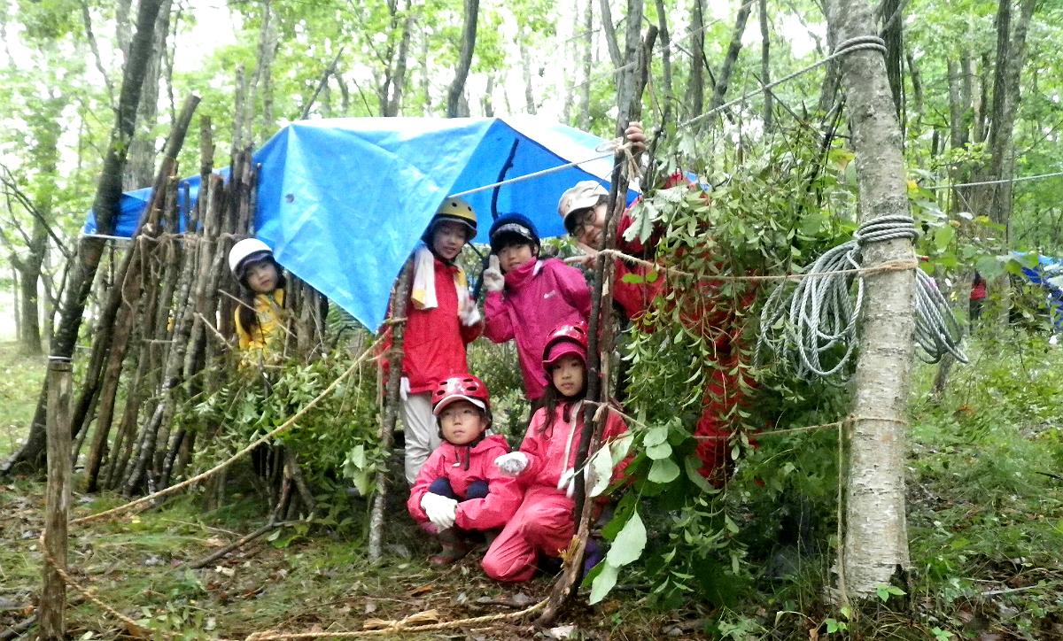 夏休みを重要な学びの時間に!子ども向けキャンプのすすめ-夏休みだからこそできる長期キャンプの魅力は?
