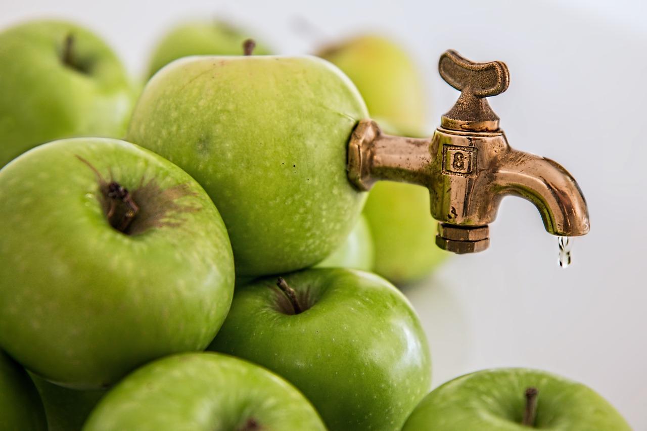 非薬物療法 第9回:リンゴジュースは小児の胃腸炎の点滴や入院を減らしますか?