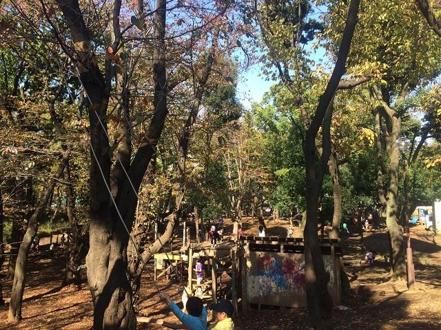 赤ちゃんとおでかけ情報局⑪授乳室探訪/羽根木公園+羽根木プレーパーク(Yogaと暮らしのサロンLINGKARANG)