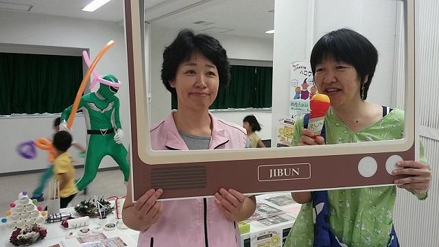 【JIBUNテレビ】子育てサロン紹介「キッズぱれっと」主宰者インタビュー