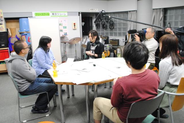 ハートネットTVに「不登校新聞」登場へ【公開】