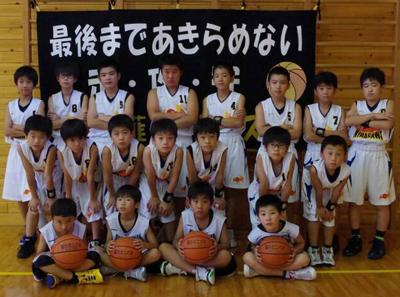 【足利・太田のみらいに輝くまちのこどもたち】韮川ミニバスケットボールクラブ