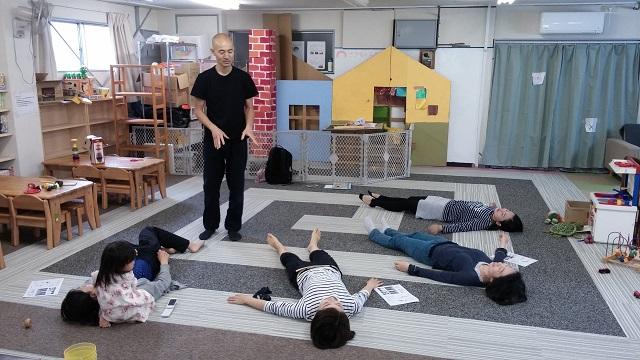 【JIBUNテレビ】ストレッチではなく身体にスイッチを入れる/子育てママの骨盤リセット教室を開く整体師の下田武志さん