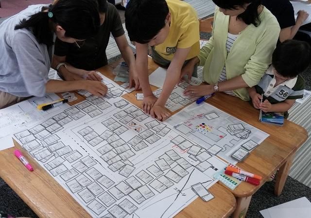 【まち】押し寄せる避難者に対応が追い付かない!避難所運営ゲームHUGで体感
