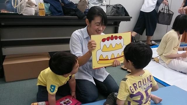 【JIBUNテレビ】絵本や紙芝居を親子で読もう!本駒込のハッピーマザーズ