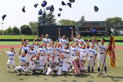 【足利・太田のみらいに輝くまちのこどもたち】軟式少年野球チーム休泊ジュニア
