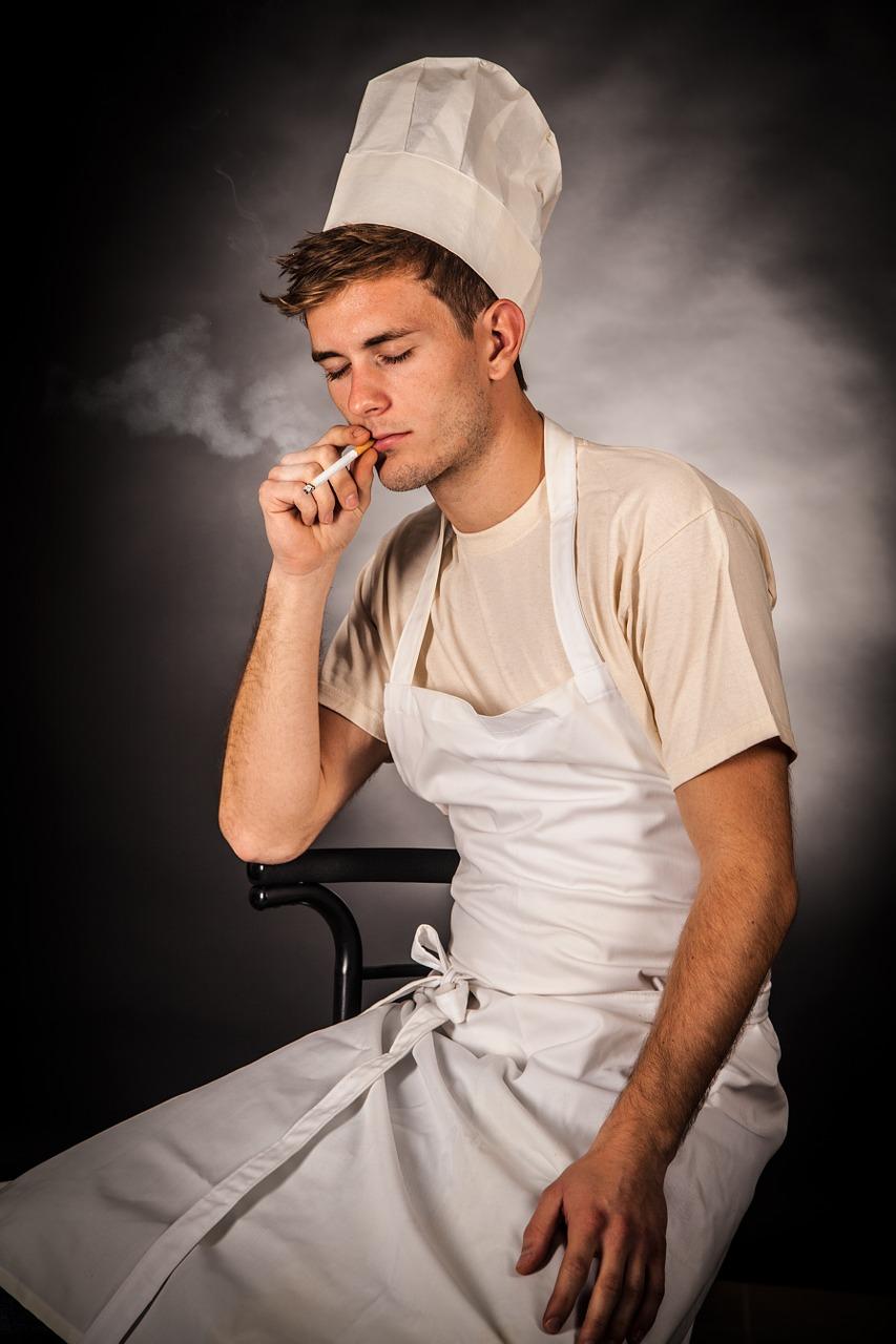 医療者特集 第2回:医療者ってタバコ吸わないの??