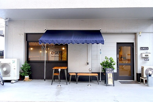 イマドキの給食食べたことある? 子連れOKなオシャレカフェ@東尾久「cafe OGU1」(荒川102掲載記事)