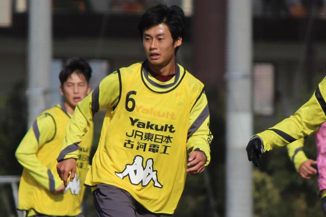 町田也真人選手「とにかくチャンスを作ることだと思っています」
