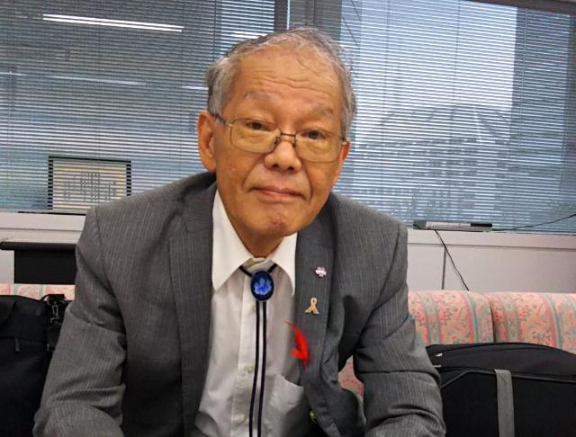 藤野興一さんに聞く 増田良枝【不登校50年】
