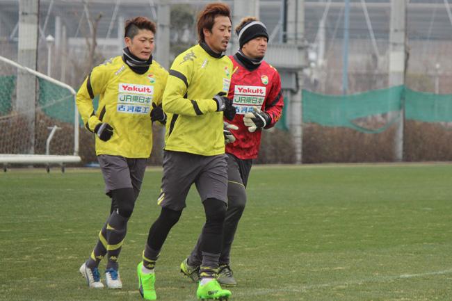 若狭大志選手「特に外国籍選手の3枚はなかなか強烈なので。そのへんをうまく個人としてもチームとしても守れれば」