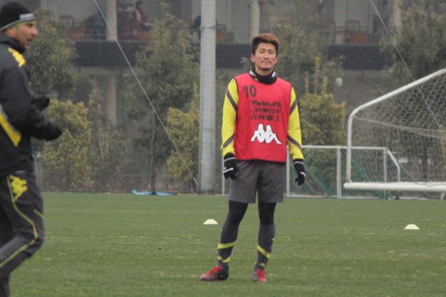 北爪健吾選手「出ることがあればとにかくチームが勝つためにできることは何でもしたい」