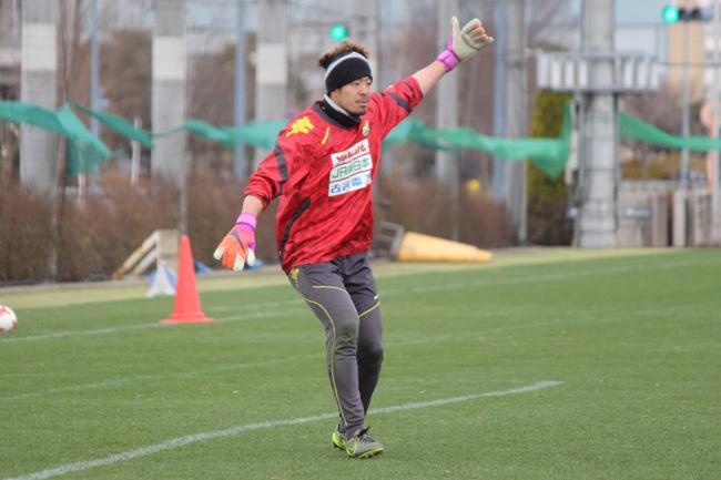 佐藤優也選手「自分の中では別に何か気負うことはない」