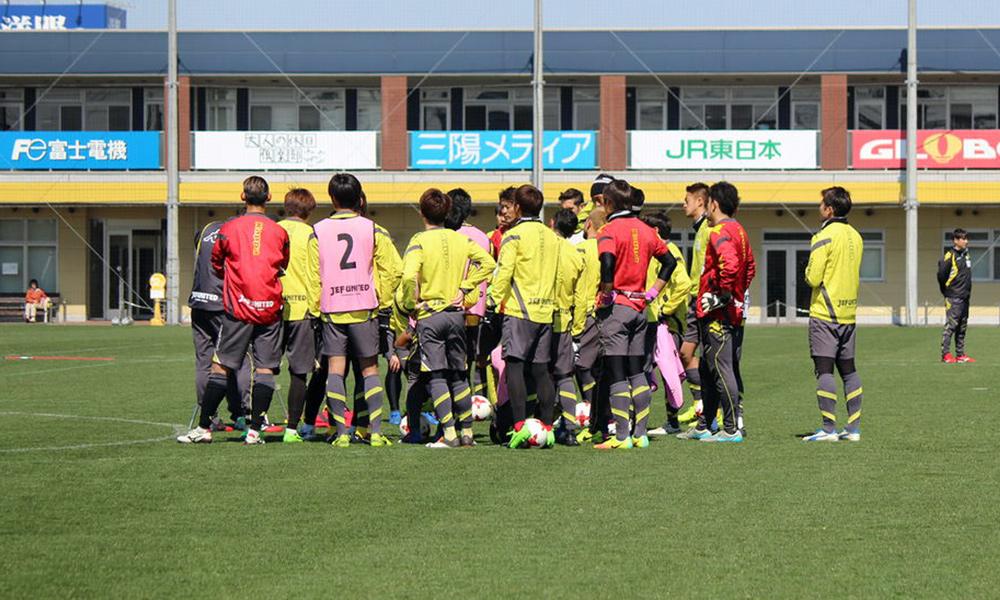 【松本戦直前レポート】セカンドボールに素早く反応して、松本のカウンター攻撃のパスの出所を封じる