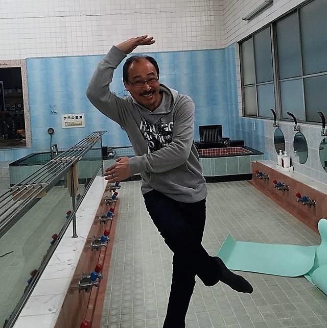 【面白人】この男、銭湯界にイノベーションを起こすのか!?大黒湯・岡嶋登氏と文京浴場組合の取り組みを大公開!