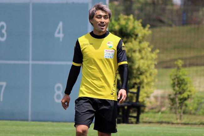 船山貴之選手「もっと集中して試合に入りたい」