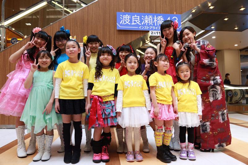 【43プロジェクト】今年の夏の43プロジェクトは!足利花火大会!愛踊祭!汐留ロコドル甲子園!
