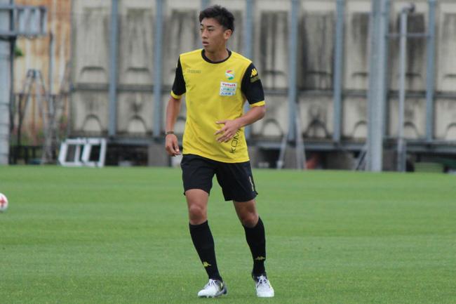 高橋壱晟選手「相手がマークしづらいようにうまく声をかけてやれれば」