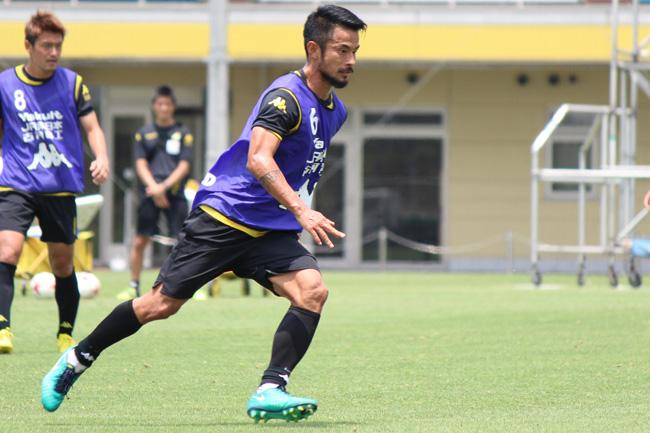 佐藤勇人選手「綺麗にやる必要はないので、必死で勝点3を奪いに行くことをしたい」