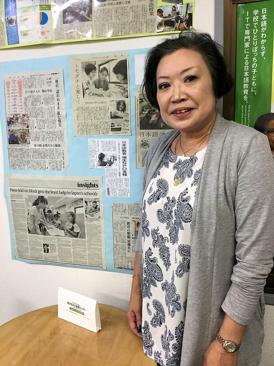 【特別企画】当校の多文化コーディネーターにインタビュー(前編)