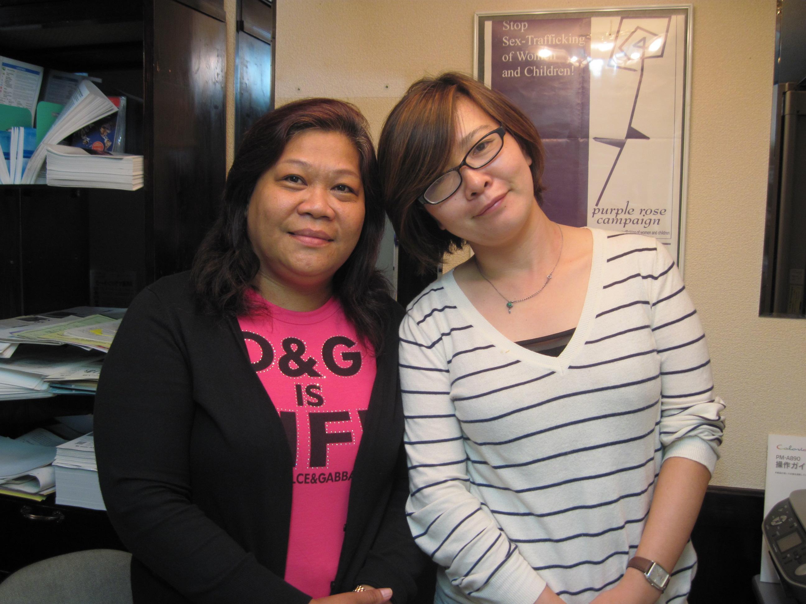 【団体インタビュー 002】フィリピン人移住者センター
