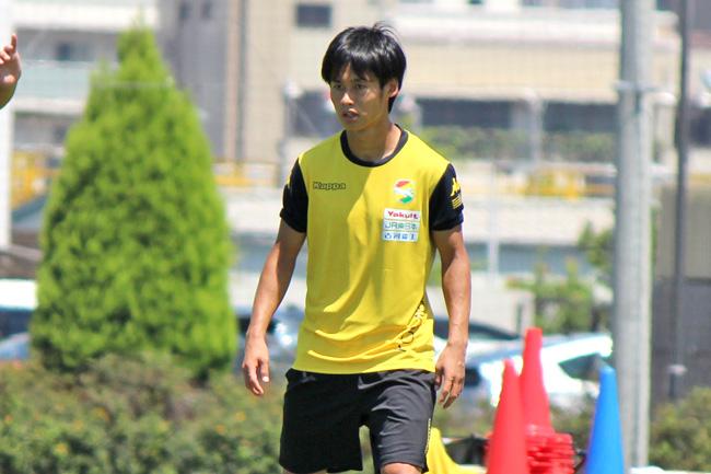 町田也真人選手「アウェイで勝ったからこそ、今節の山口戦が本当に大事」