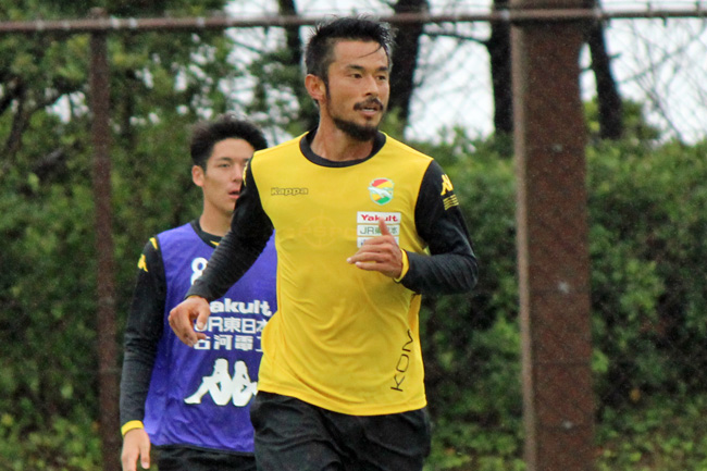 佐藤勇人選手「ボールを奪うところの覚悟を持ってやれればいい」