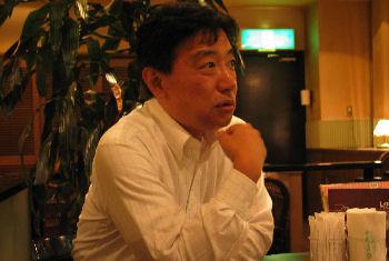 【公開】未来バンク・田中優さんに聞く