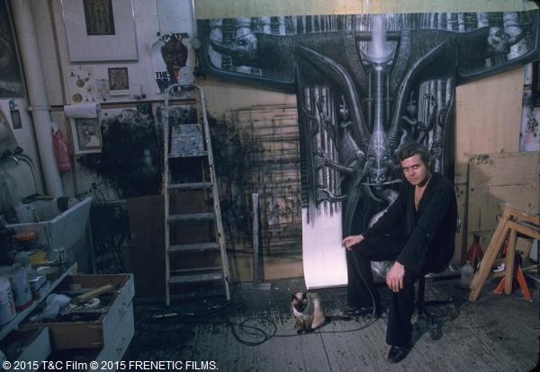 『DARK STAR/H・R・ギーガーの世界』公開記念:マルコ・ヴィッツィヒ氏インタヴュー