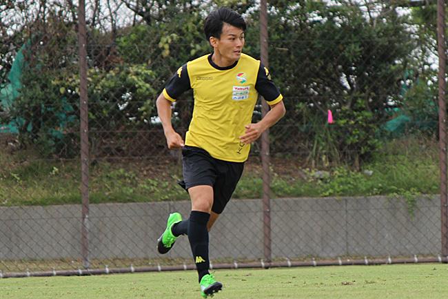 溝渕雄志選手「(攻守で)試合の結果を左右できるようなプレーをもっとできれば」
