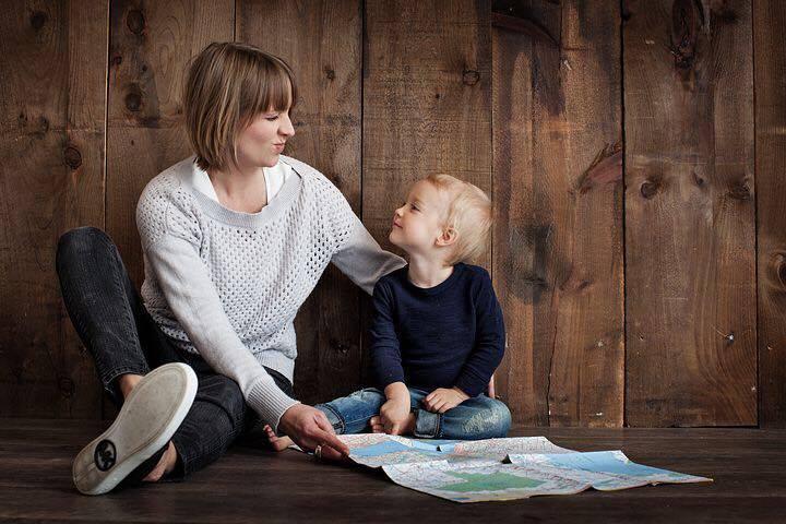 【子育て笑顔の輪】子育てがおもしろい!笑顔いっぱいのママになる☆キッズコーチング『まなびっく』