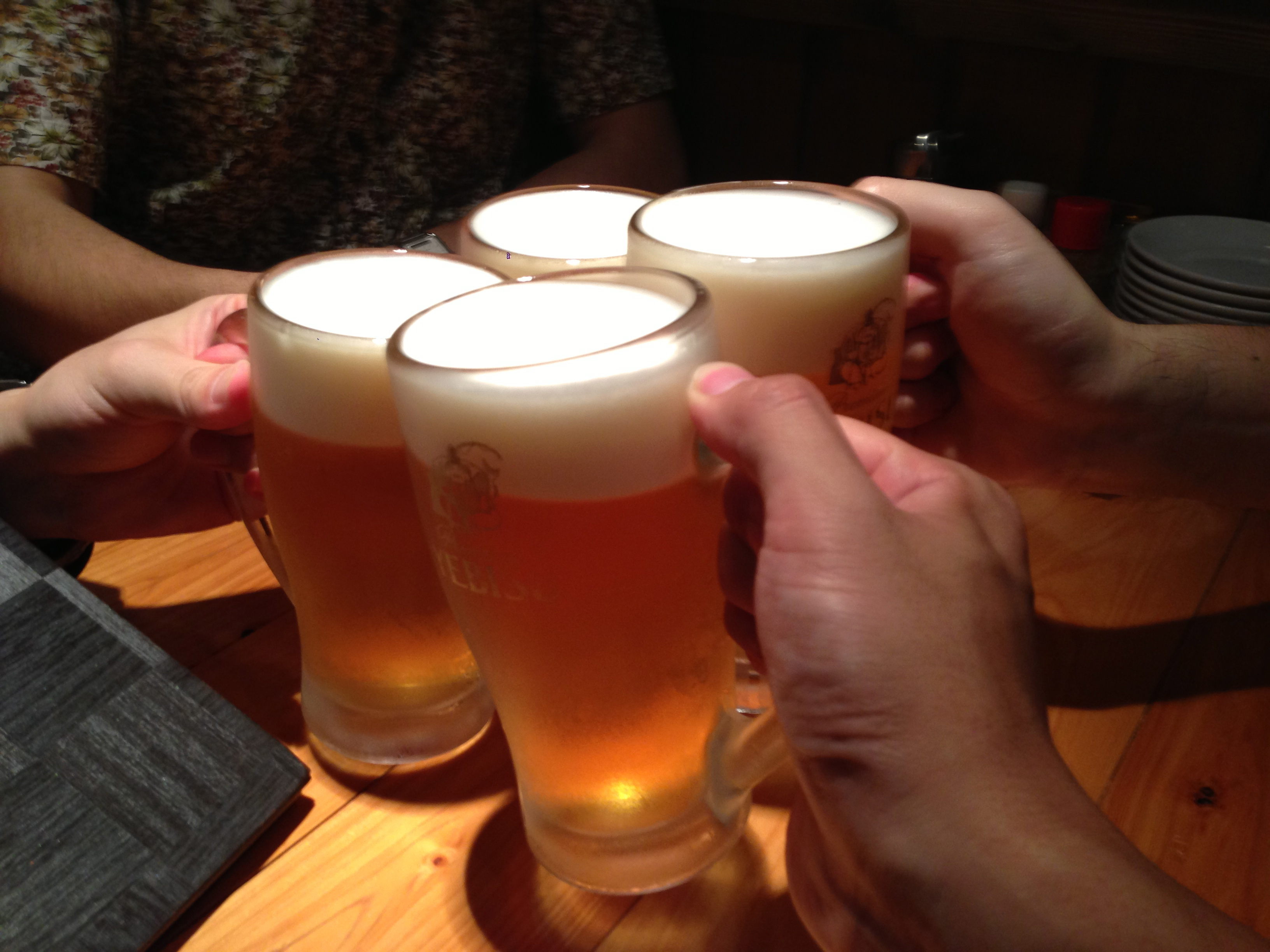 コラム 論理的飲酒のススメ