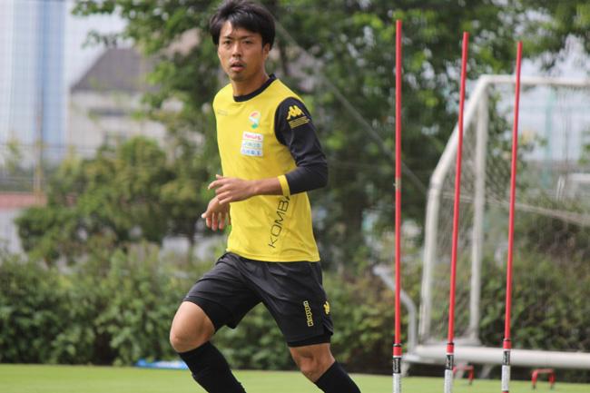 山本真希選手「できるだけ前の選手には負担をかけずに、攻撃のほうに力を注いでほしい」