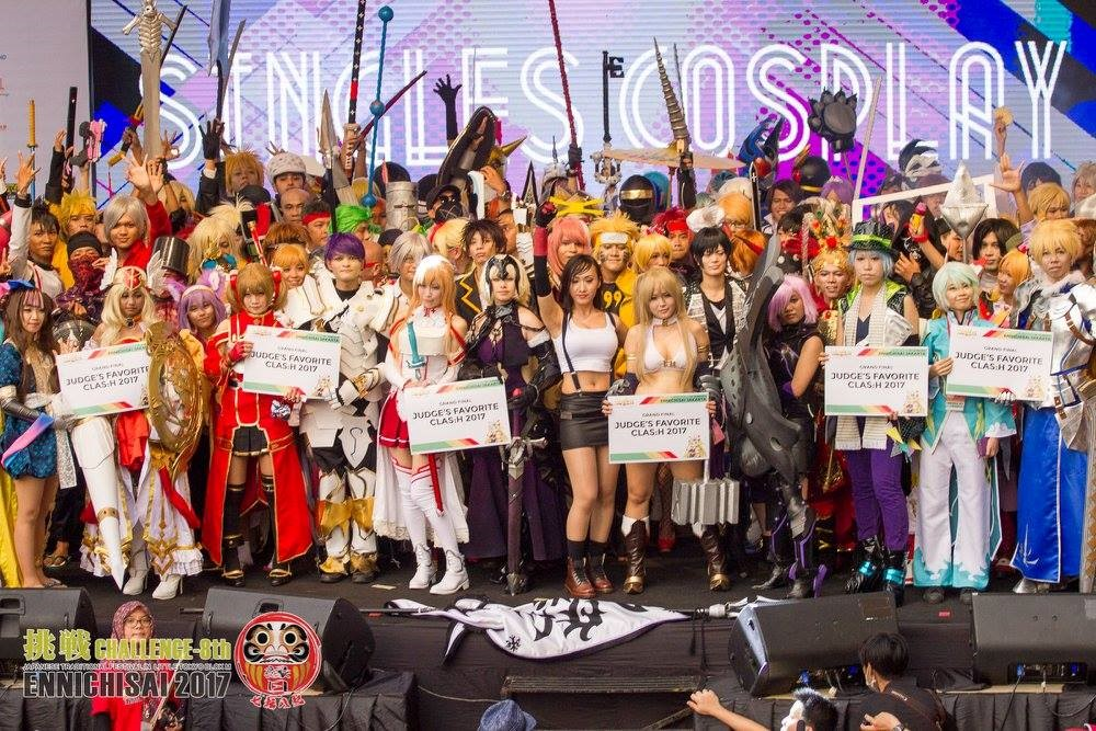 飽和するジャカルタの日本イベント(大島空良)