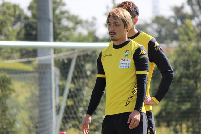 船山貴之選手「次の試合で勝てば、チャンスがすごく大きくなってくる」