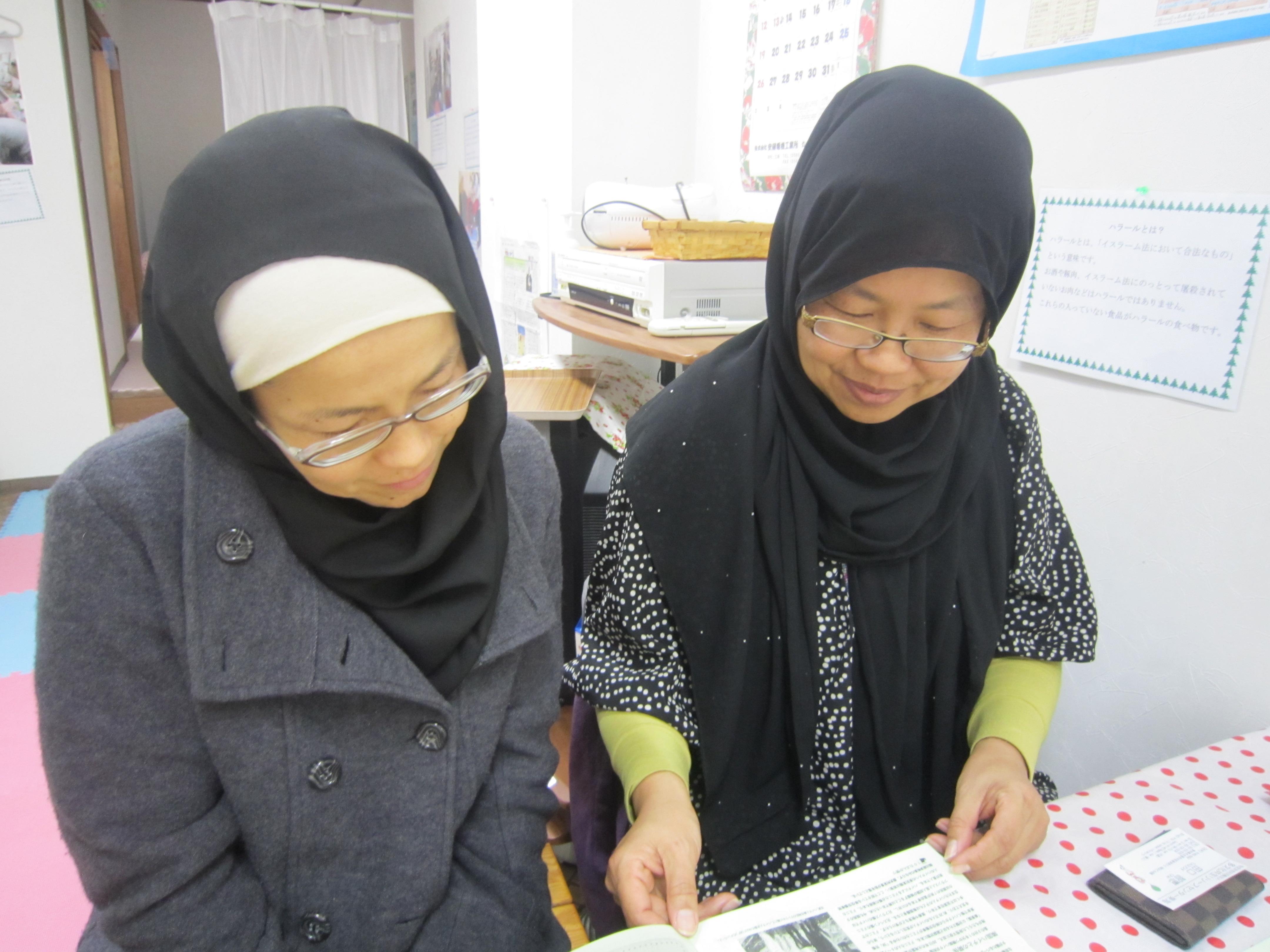 【団体インタビュー 011】NPO子どもと女性のイスラームの会