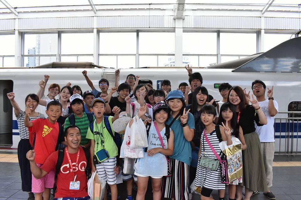 福島生き×活きキッズツアー2017@岡山無事終了しました!《6日目〜イキイキと成長した姿で福島へ!~》