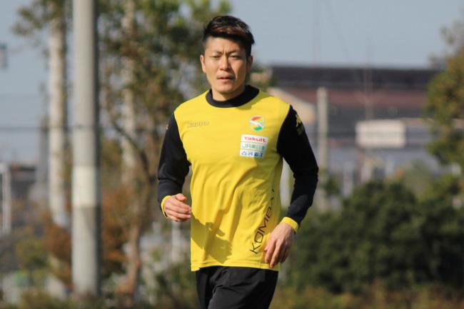 近藤直也選手「しっかり勝って締めくくりたい」