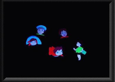 「ブラックライトが生み出すファンタジー」~ミュージカル風人形劇団 ブラックシアターきらら~