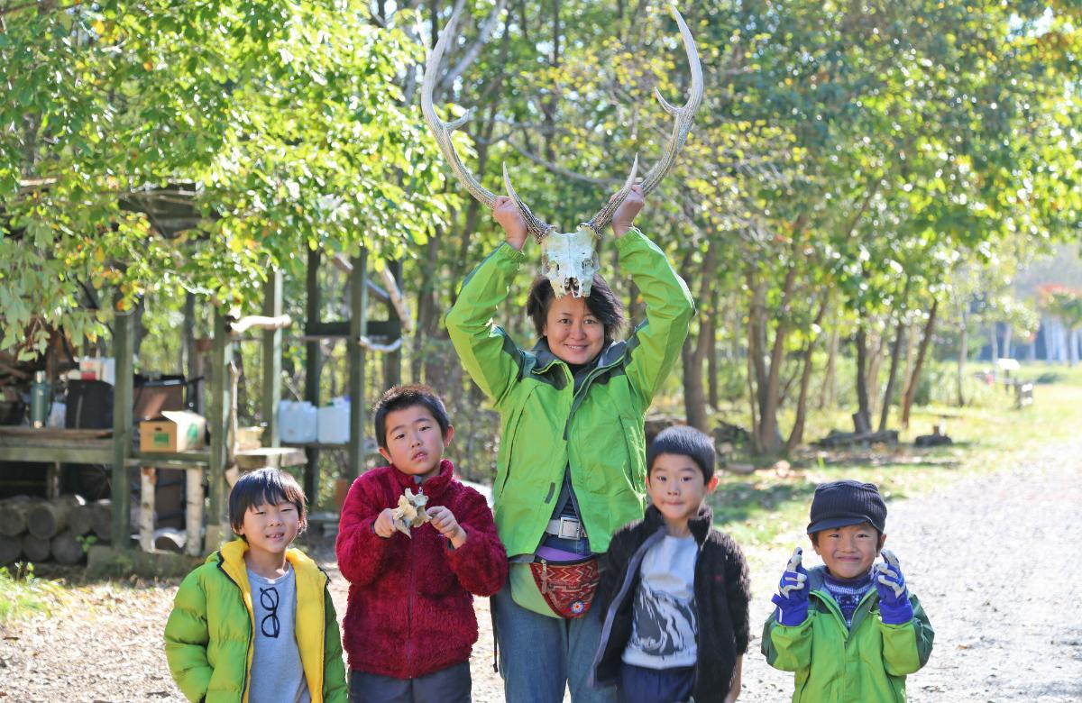 世界や日本で広がる「森のようちえん」とは?-幼児の自然体験にとどまらない効果と価値