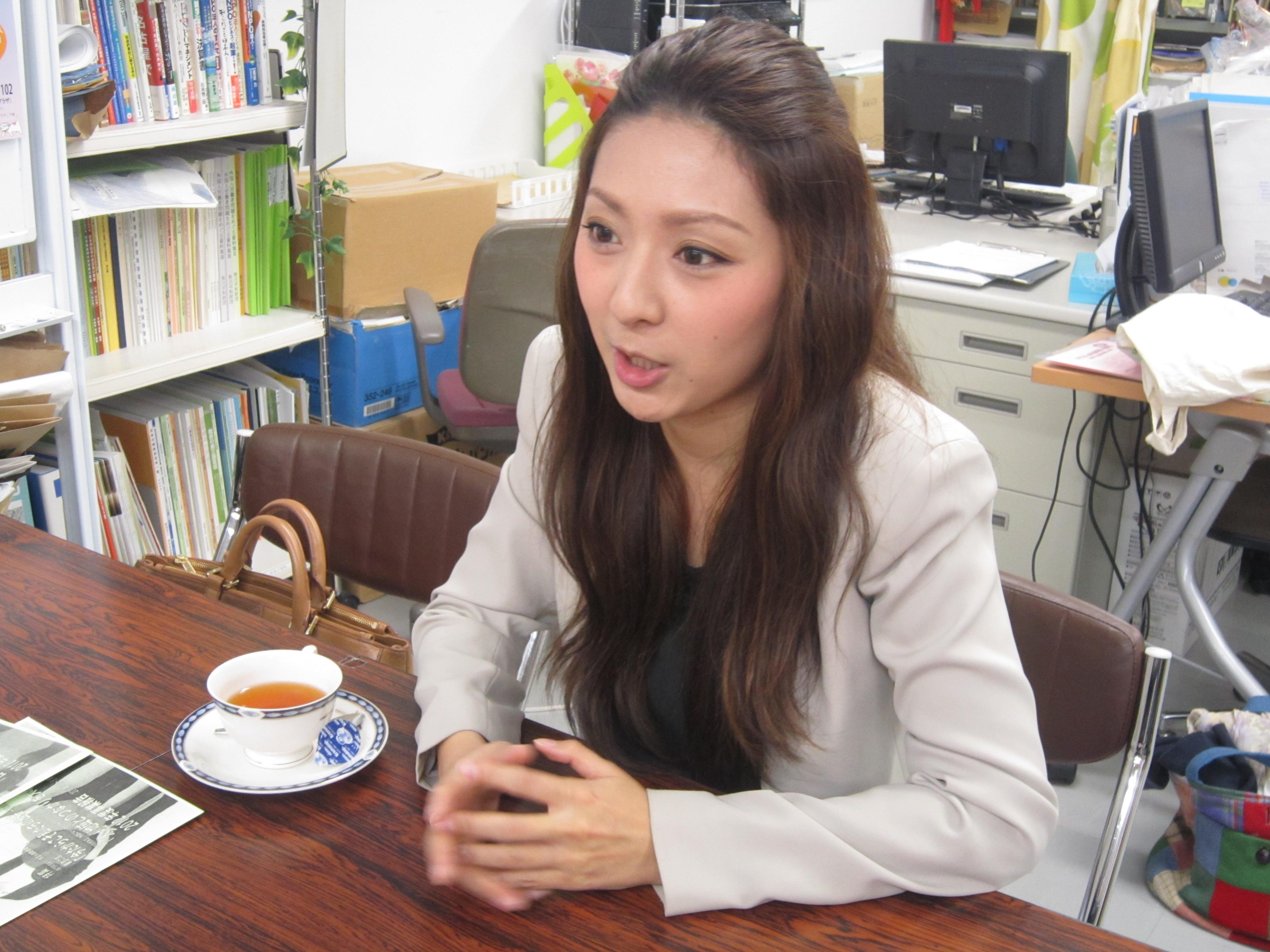 【個人インタビュー 012】石井瑞穂さん