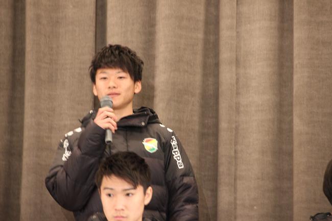 本田功輝選手「早く復帰して一番キレがある状態でサッカーをしないといけない」